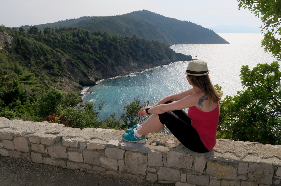 Agios Anargiri Exploring Alonissos Island Greece
