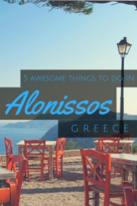 5 awesome things to do in Alonissos Greece