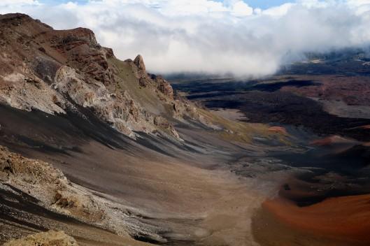 Haleakala National Park Maui Hawaii