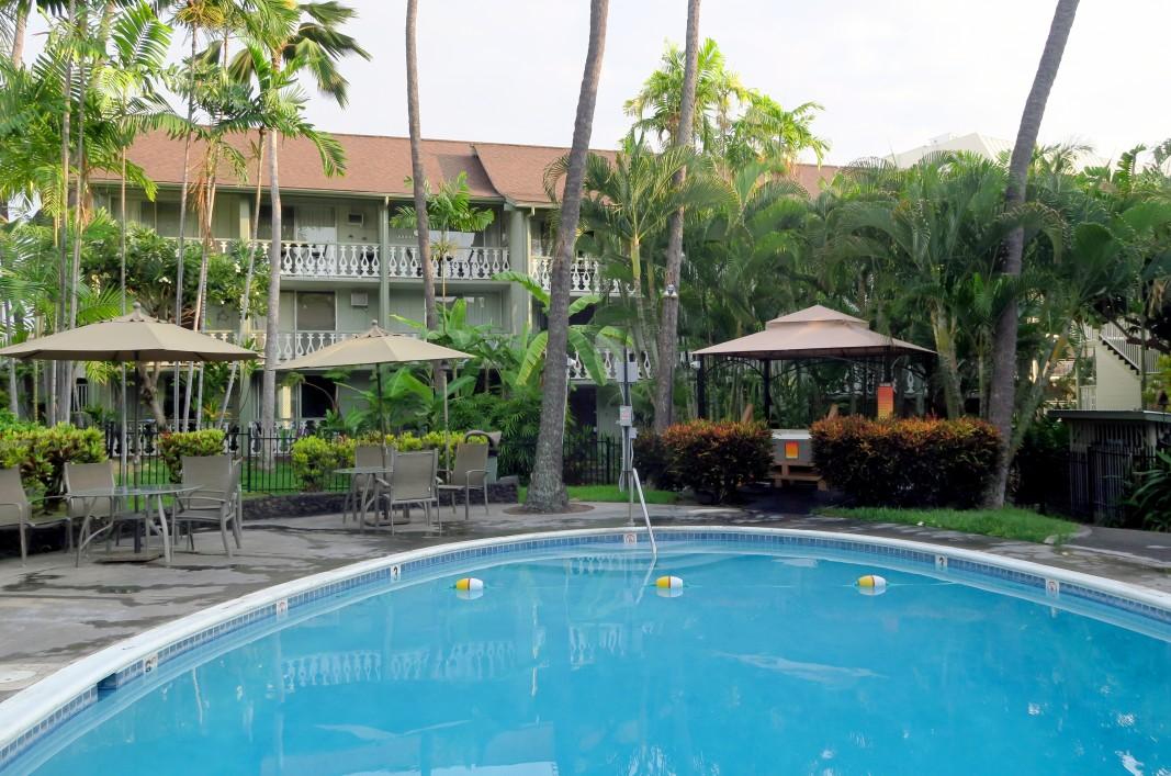 Kona Islander Inn Big Island Hawaii