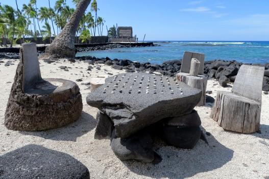 Honaunau National Historical Park Big Island Hawaii